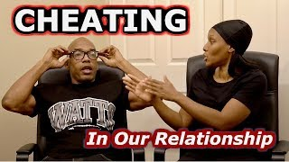 BLACK WIVES MATTER  (Vlog Show - Episode 2) - CHEATING In Our Relationship