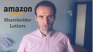 Nuggets from the Amazon Shareholder Letters (watch at 1.5X speed for an optimal experience)