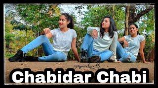 CHABIDAR CHABI | GIRLZ | EASY DANCE CHOREOGRAPHY | MARATHI DANCE COVER