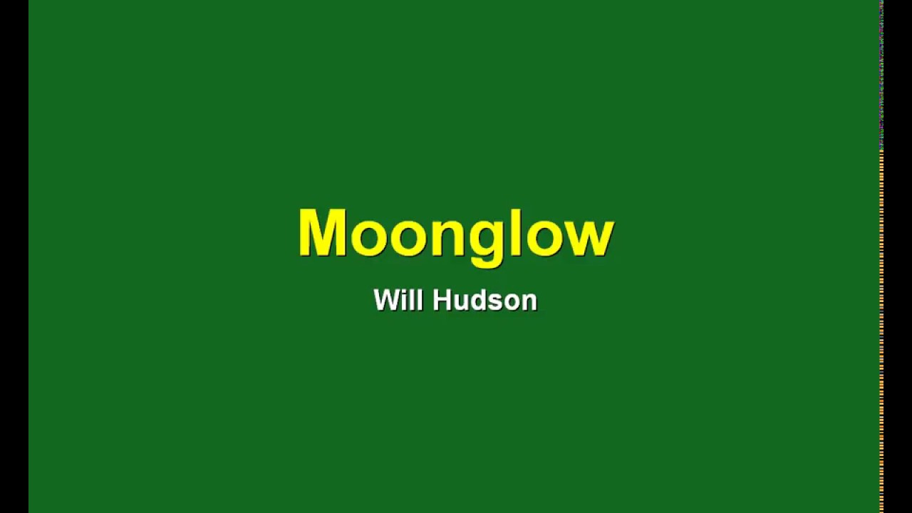 Chords & Melody #21 Moonglow - YouTube