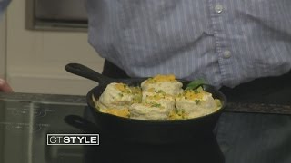 In The Kitchen: Winter Vegetable Pot Pie