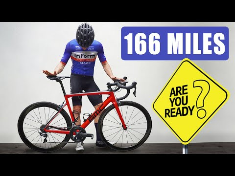 Why the BMC Teammachine VS. the Giant TCR (for a 267km bike race)