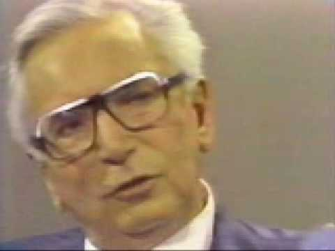 "Viktor Frankl ""Man Alive"" 1977 1 of 2"