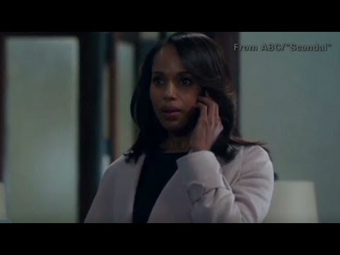 Could Obama use Olivia Pope's help?