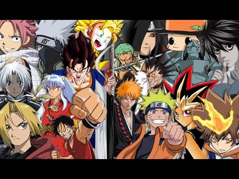 Top 10 most badass anime characters 2015 youtube - Badass anime pics ...