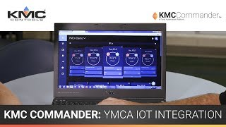 KMC Commander Install with E-Solutions: YMCA IoT Integration