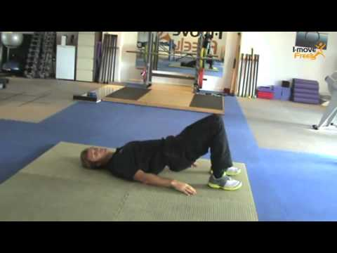28  Supine Hip Extension