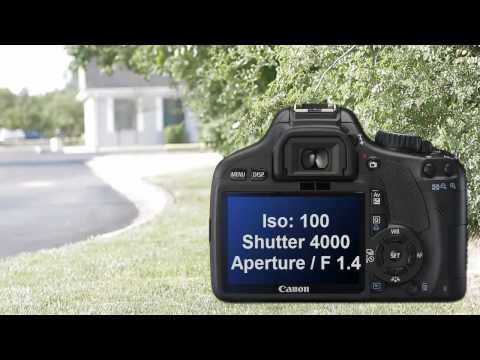 D5000 Nikon Video Test Music Video 2