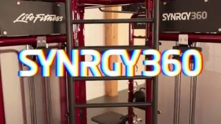 SYNRGY360 System: Group Training for Your Facility