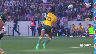 The Rugby Championship: South Africa vs Wallabies