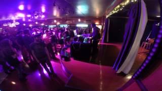 (3) Kaleidoscope Jukebox - Flowmotion Chiller - 2.7.2015 - Serendipity Martini Bar - Bloomington