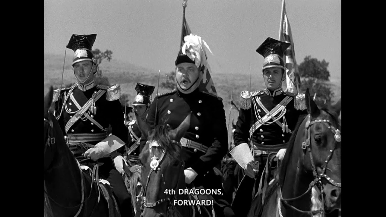 Scene from Charge of light brigade (1936) - 크림 전쟁 10edfa67ec7
