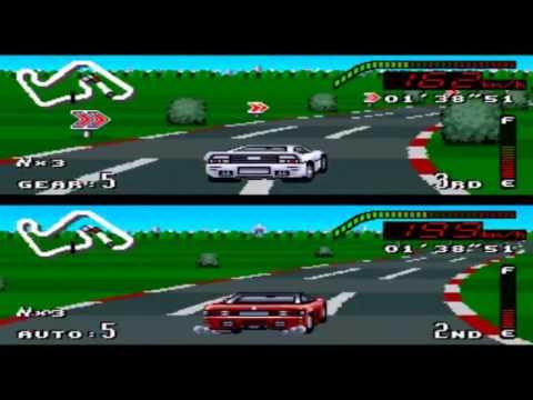 Top Gear Championship [SNES]