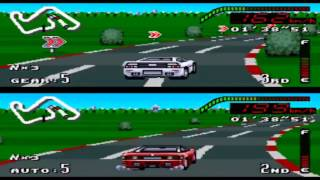 Top Gear Championship [SNES]