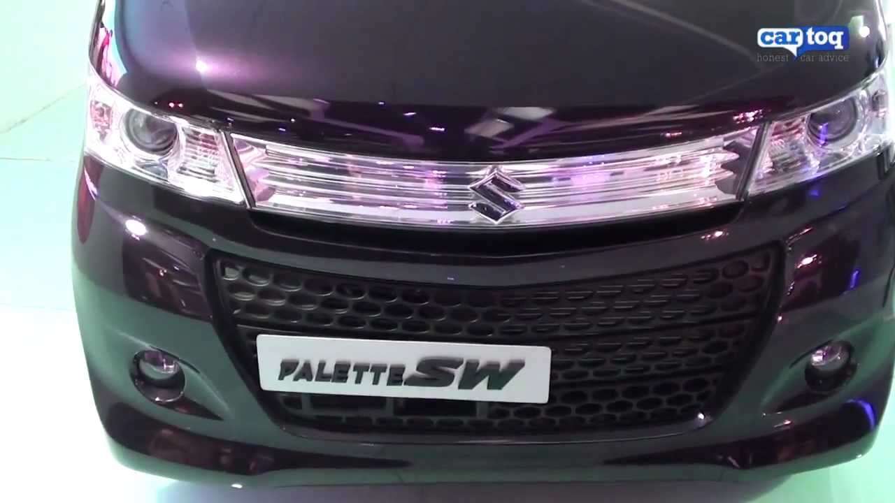 maruti suzuki palette video review from auto expo 2012cartoq