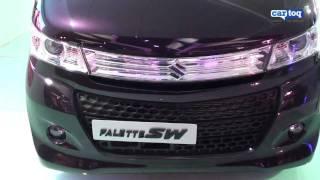 Maruti Suzuki Palette Video Review from Auto Expo 2012 by CarToq.com