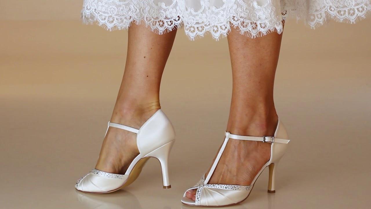 ea93b397a5 Tiffany Menyasszonyi cipő- gwesterleigh.com