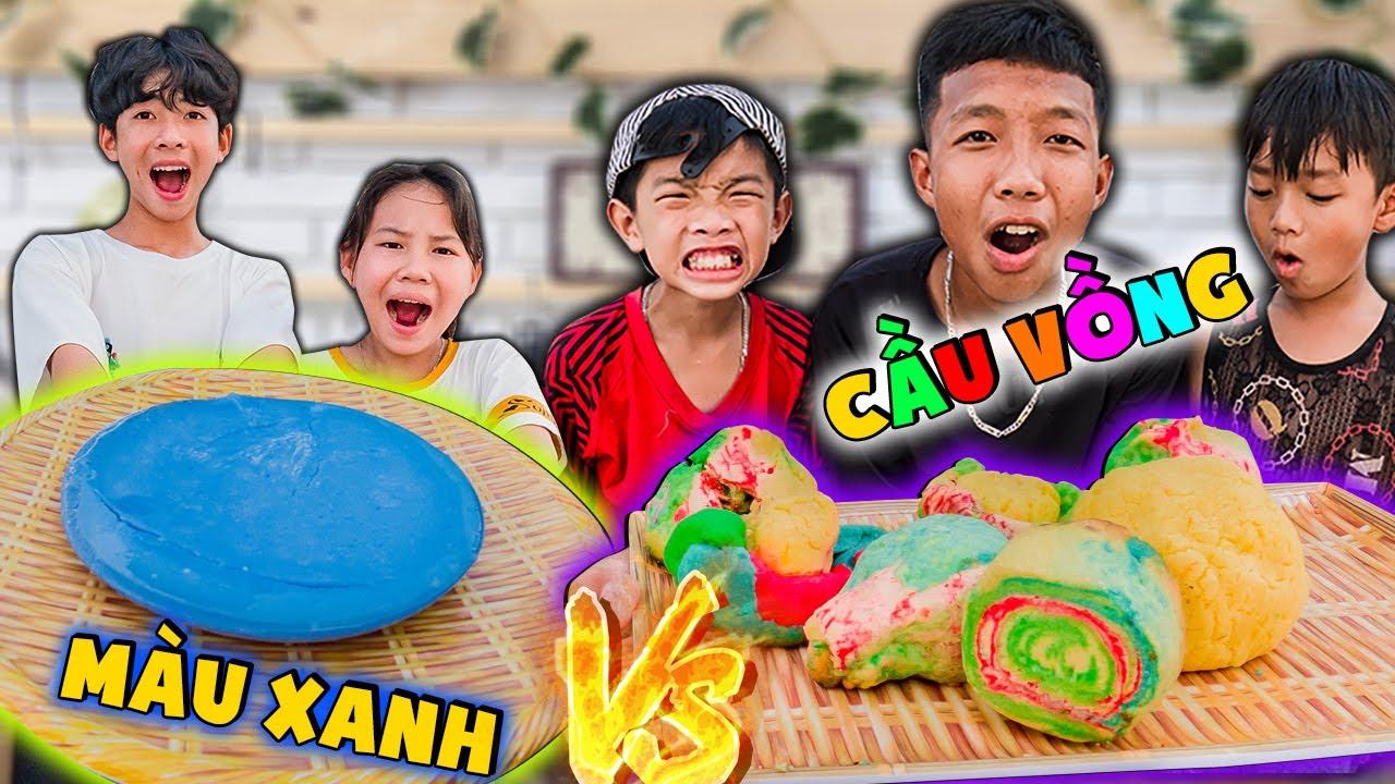Download Thái Chuối   Bốc Thăm Nấu Ăn Theo Màu - Làm Bánh Màu Sắc