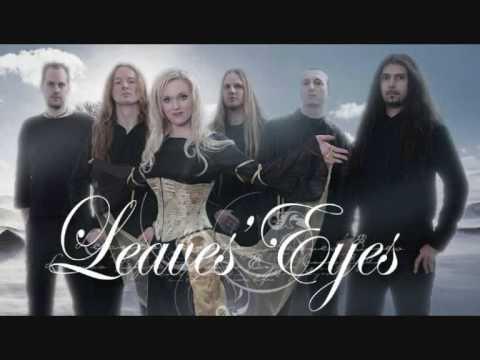 Leaves' Eyes - Ankomst (karaoke/instrumental)