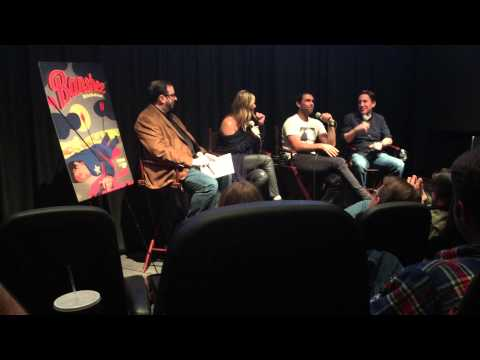Banshee Antony Starr Ivana Milicevic Q&A Discussion Cinemax Show Season 3