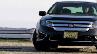 2011 Ford Fusion Test Drive & Car Review