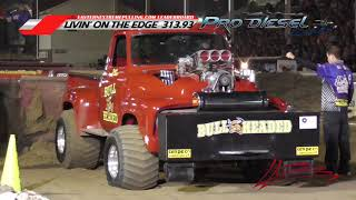 Gas vs. Diesel Truck Pull Shootout from Bloomsburg, PA