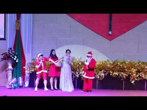 [Sunday Service] Nowela Indonesian Idol - We Wish You Merry Christmas - Natal Gspdi Filadelfia 2016