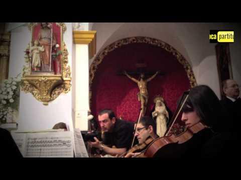 Ave Maria Música durante una Boda en Iglesia Partituras de Viola Oboe Chelo Fagot Sax Tuba Trompa...