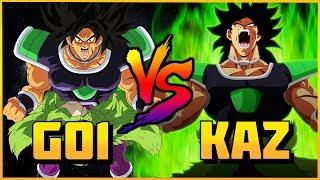 DBFZ ▰ Kazunoko Vs GO1 Vs Fenritti【Dragon Ball FighterZ】