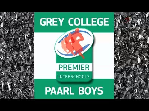 Premier Interschools Episode 04 - Grey College vs Paarl Boys High