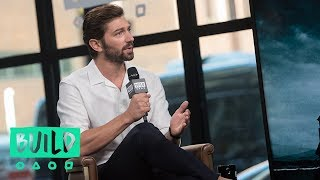 "Michiel Huisman Discusses ""The Haunting of Hill House"""