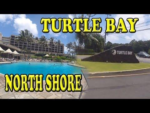 Turtle Bay North Shore Oahu Hawaii