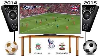Video Gol Pertandingan Liverpool vs Southampton