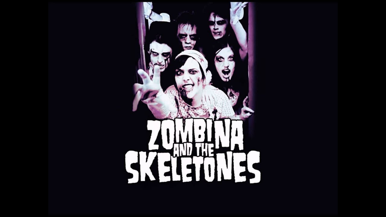 zombina and the skeletones tour dates