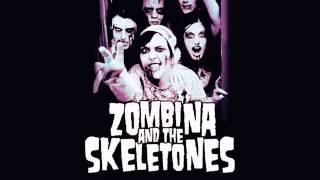 Watch Zombina  The Skeletones Draculas Tango video