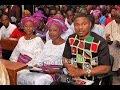 How Yinka Ayefele Dazzled Obasanjo's Wife At Ebenezer Obey's 75th Birthday Bash