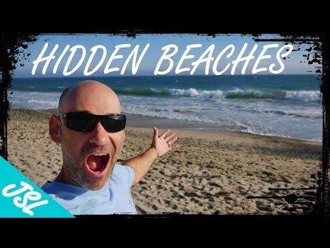 TOP 5 BEST HIDDEN BEACHES in MALIBU
