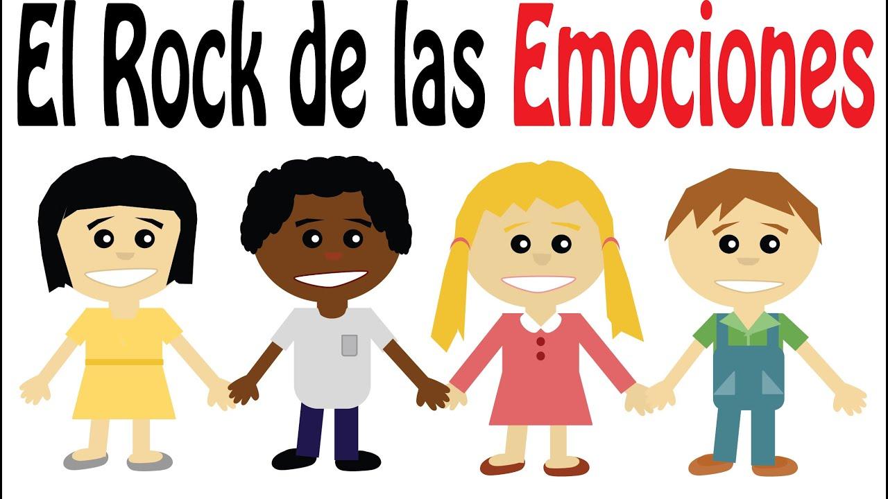 El Rock De Las Emociones: Proyecto Emoticantos