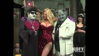 Cassandra Cass Creepy Kofy Movietime special guest appearance