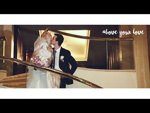 Romantic Wedding in Kiev