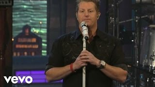 Rascal Flatts - They Try (Live On Letterman)