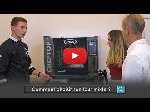 comment choisir un four mixte professionnel youtube. Black Bedroom Furniture Sets. Home Design Ideas