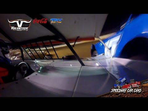 Winner #9 Zach Sise - Crate - 10-12-19 Volunteer Speedway -In-Car Camera