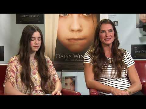 Daisy Winters Media Day || Brooke Shields and Sterling Jerins Soundbites || SocialNews.XYZ