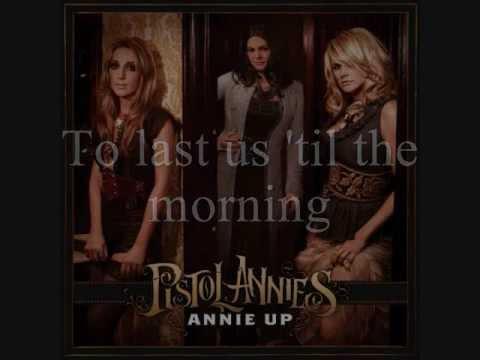 Pistol Annies - Damn Thing [Lyrics On Screen]