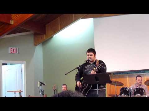 (Matt Collins) Singing Thank You By: Ray Boltz