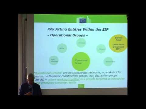 The European Agricultural Knowledge and Innovation System (AKIS) - Krjin Poppe