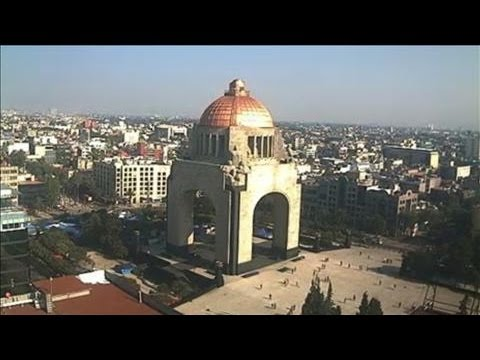 Timelapse Video: 7.2 Earthquake Rattles Mexico City
