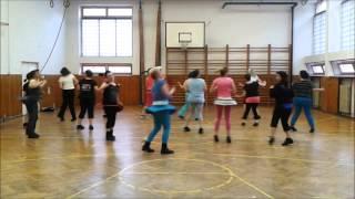 Mezinárodní den tance - Ladys Cruel Dance Machine