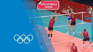 What is Olympic Volleyball?